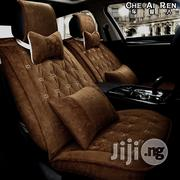 Plush Car Seat Cushion Cover   Vehicle Parts & Accessories for sale in Lagos State, Ikeja