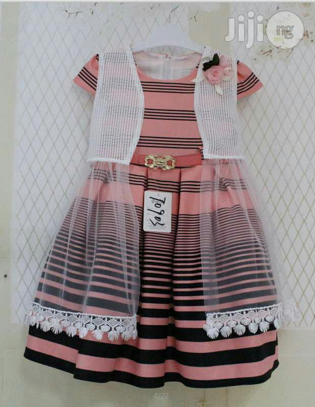 Lovely Party Gowns For Kids And Children Wears For Outting