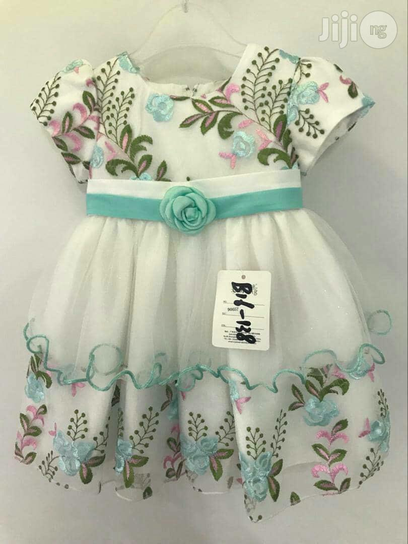 Lovely Party Gowns For Kids And Children Wears For Outting   Children's Clothing for sale in Lagos State, Nigeria