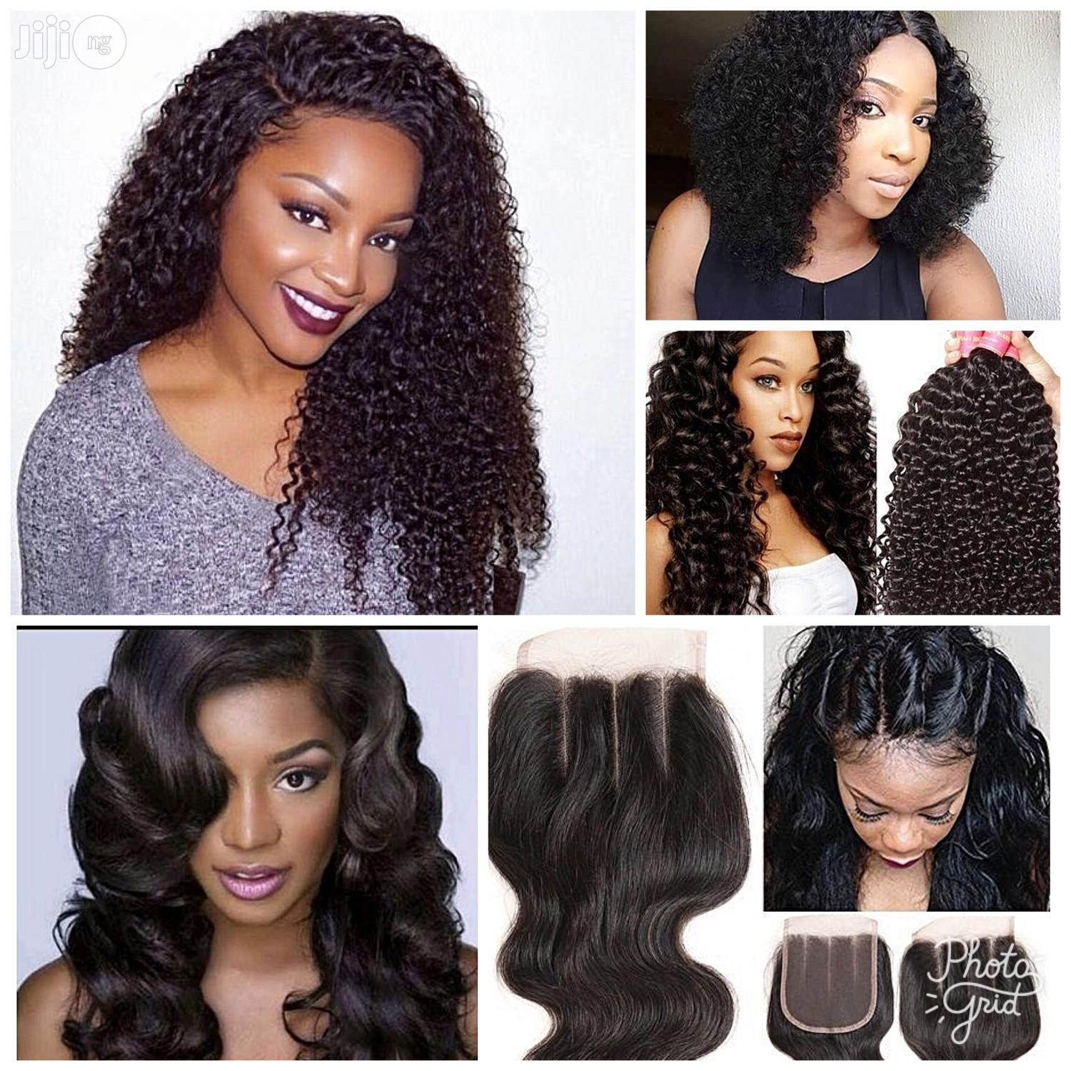Cheap Peruvian, Mongolian, Brazilian And Other Human Hairs Available For Sale