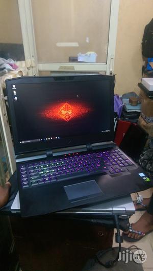 Laptop HP Omen X 17t 16GB Intel Core i7 SSHD (Hybrid) 1T | Laptops & Computers for sale in Lagos State, Ikeja