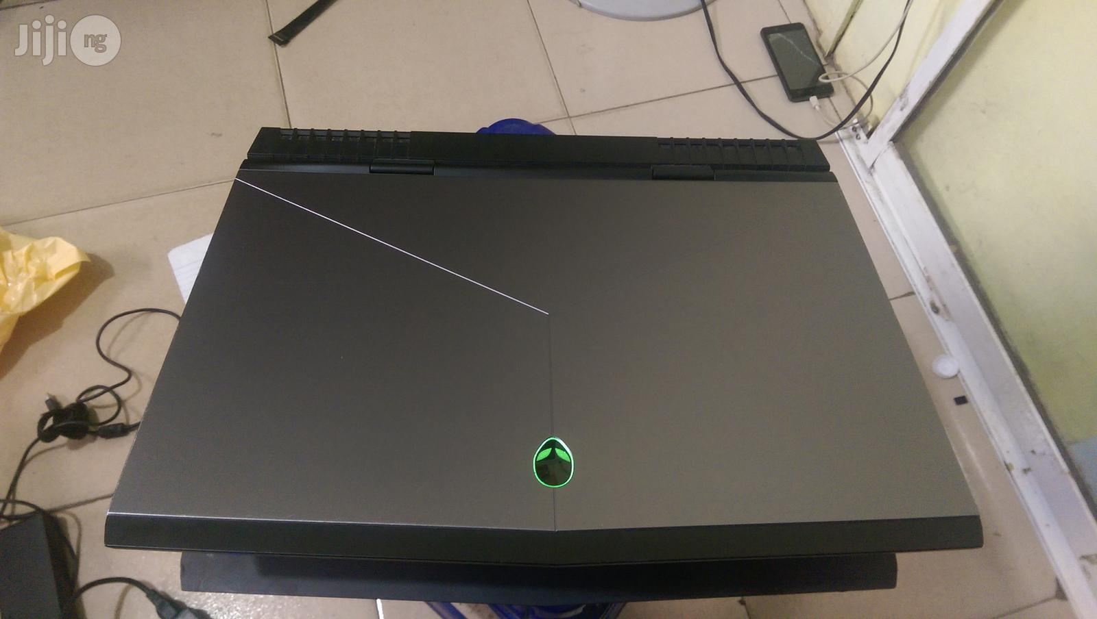 Laptop Dell Alienware 17 R4 16GB Intel Core i7 SSHD (Hybrid) 1T | Laptops & Computers for sale in Ikeja, Lagos State, Nigeria