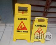 Safety Caution Sign.   Safety Equipment for sale in Sokoto State, Yabo