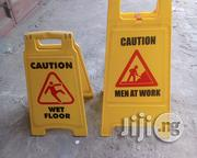 Safety Caution Sign. | Safety Equipment for sale in Sokoto State, Tambuwal