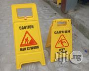 Safety Caution Sign. | Safety Equipment for sale in Bayelsa State, Sagbama