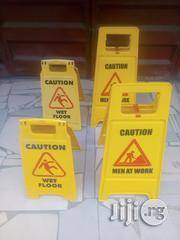 Safety Caution Sign. | Safety Equipment for sale in Sokoto State, Gudu LGA
