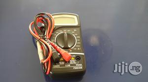 Digital Multimeter For Measuring AC & DC Voltage   Measuring & Layout Tools for sale in Lagos State, Alimosho