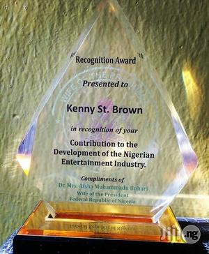 Award Plaque (Crystal)   Arts & Crafts for sale in Lagos State, Ibeju