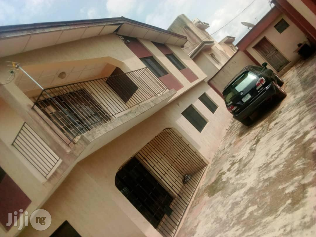 Cheap And Clean 3 Bedroom Flat For Rent   Houses & Apartments For Rent for sale in Alimosho, Lagos State, Nigeria