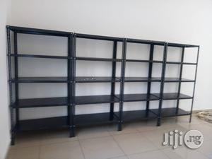 High Quality Angle Slotted Racks For Storing Goods In Warehouse. | Store Equipment for sale in Lagos State