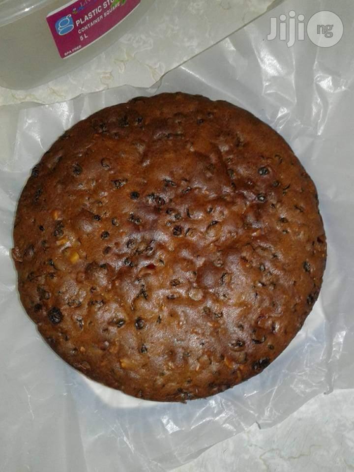 Archive: Chrismas Cake