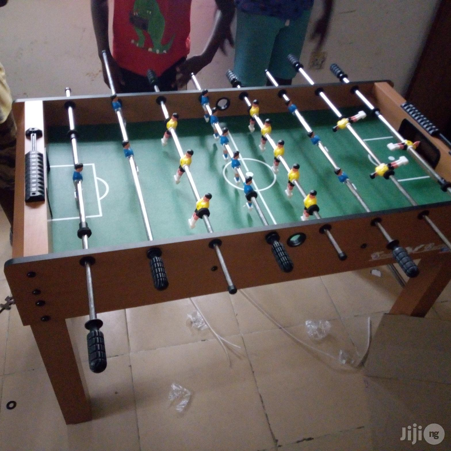 Archive: Soccer Table