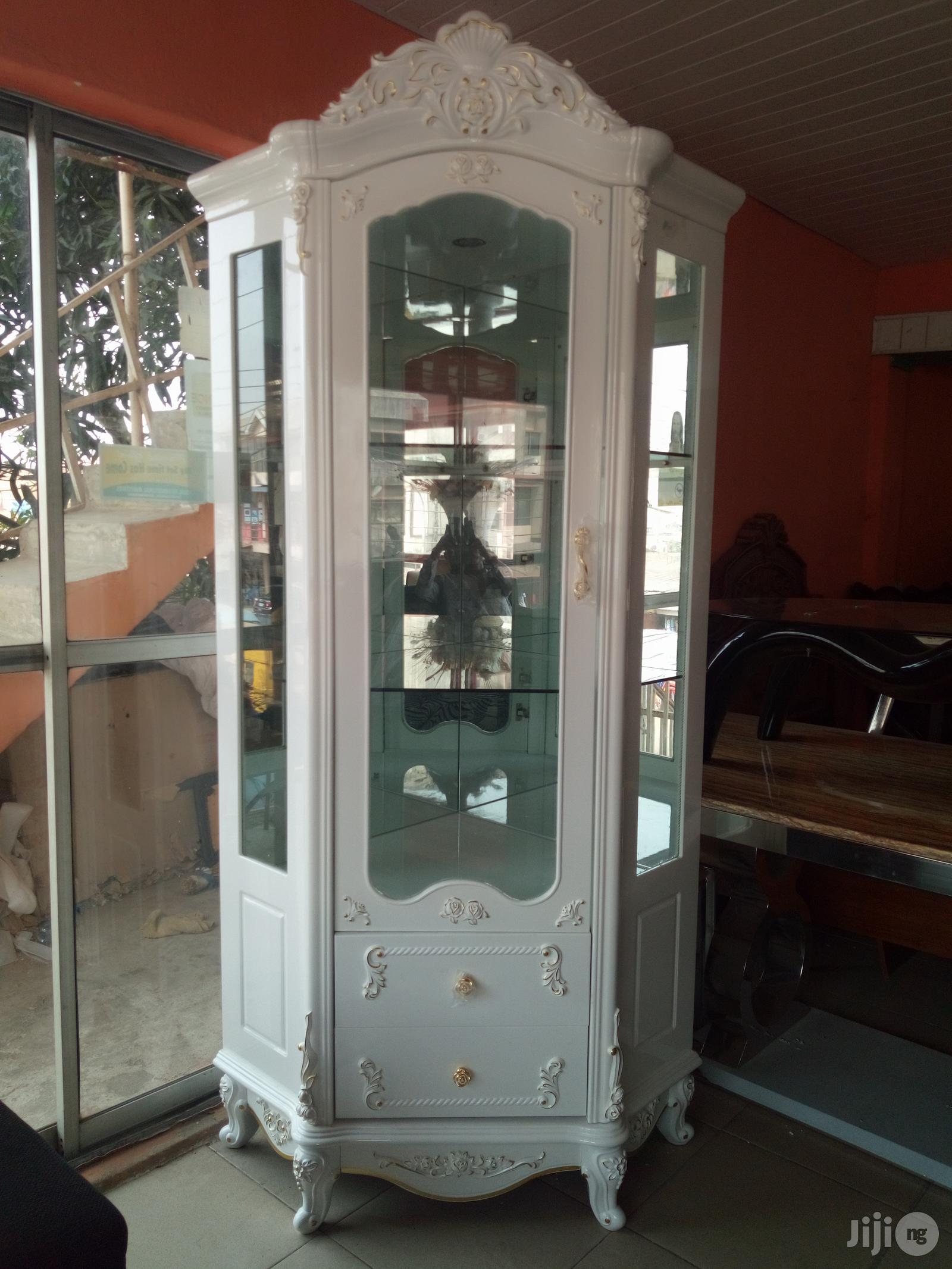 Unique Executive Royal White Wine Bar Brand New   Furniture for sale in Lekki, Lagos State, Nigeria