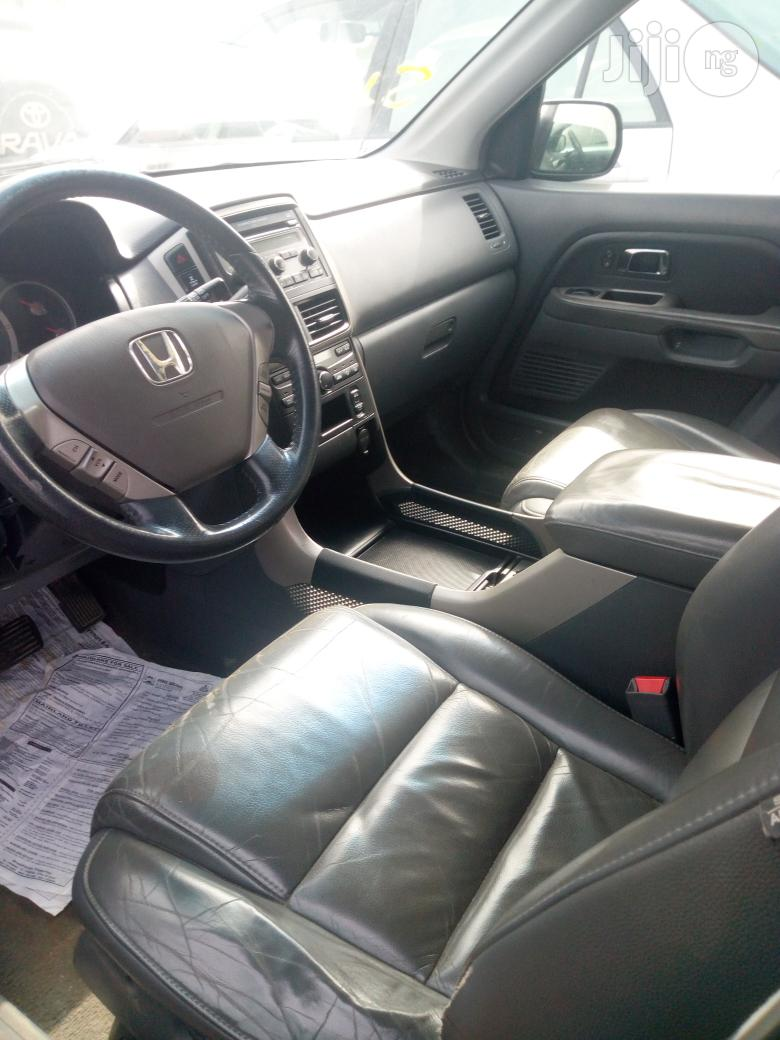 Honda Pilot 2007 EX-L 4x4 (3.5L 6cyl 5A) Black | Cars for sale in Ibadan, Oyo State, Nigeria