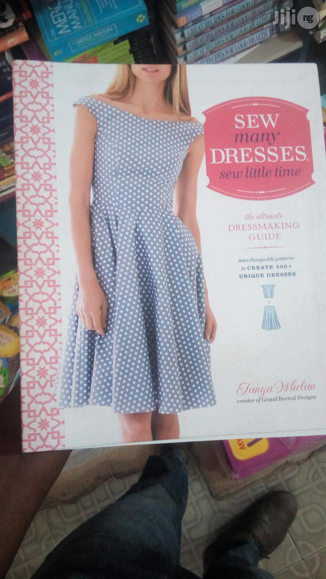 Burda Style ,Modern Sewing | Books & Games for sale in Yaba, Lagos State, Nigeria