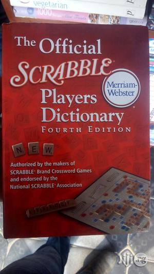 Scrabble Player Dictionary   Books & Games for sale in Lagos State, Yaba