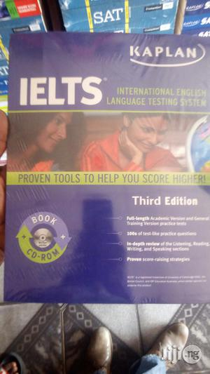 Kaplan IELTS   Books & Games for sale in Lagos State, Yaba