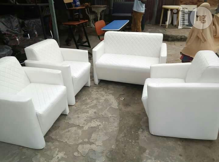 Complete Set Of 7seaters Of Office Or Home Sofa
