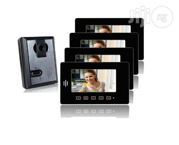 Access Control Video Door Phone for Villa