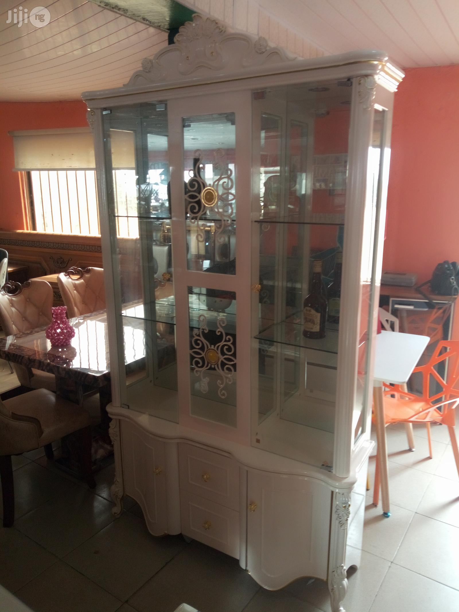 Brand New Executive Royal White Wine Bar Imported | Furniture for sale in Victoria Island, Lagos State, Nigeria