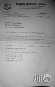 Accounting Finance CV | Accounting & Finance CVs for sale in Ogun State, Odogbolu