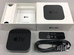 Apple Tv 4k 32gb 2018 | TV & DVD Equipment for sale in Surulere, Lagos State, Nigeria