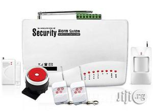 Wireless GSM Security Home Alarm System   Safetywear & Equipment for sale in Lagos State, Ikeja