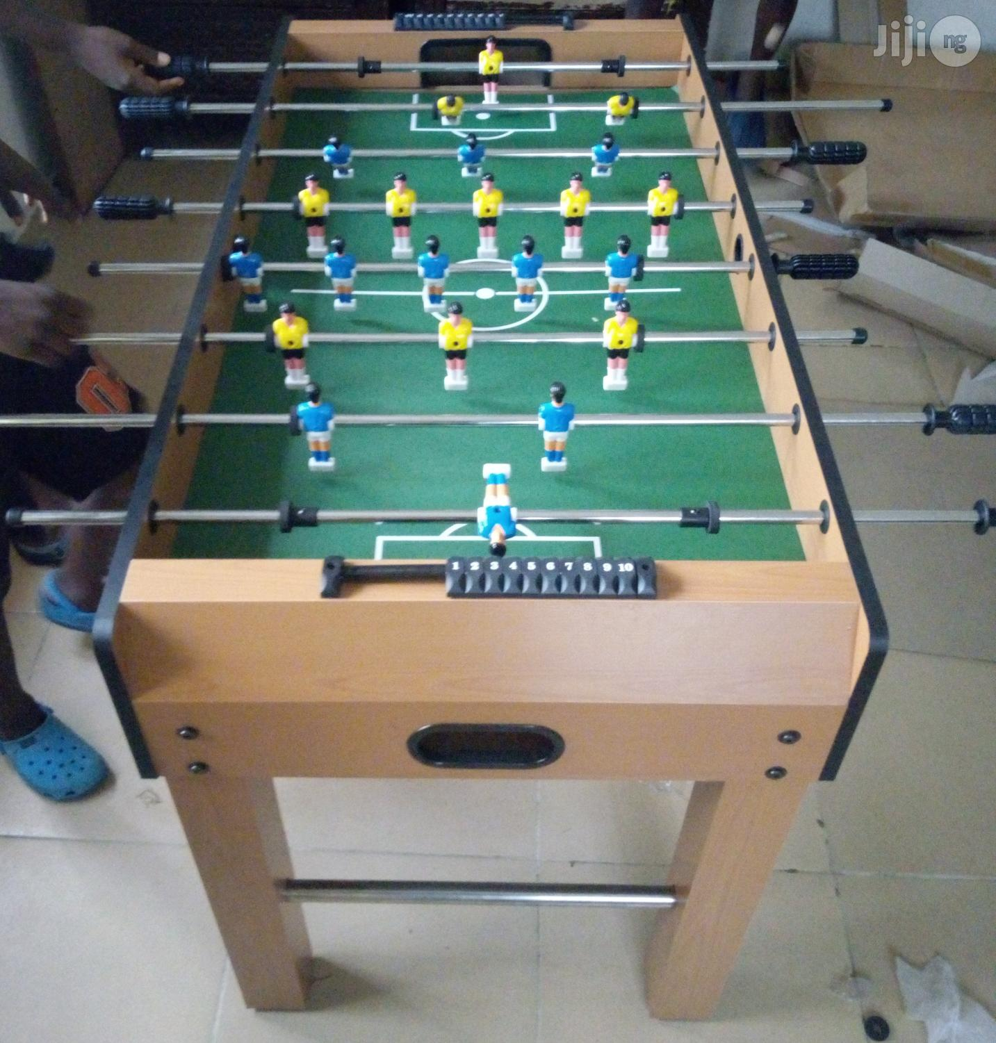 Archive: Quality Soccer Table