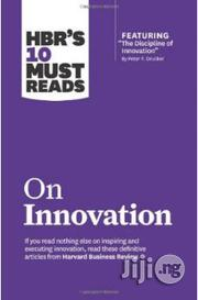 Hbr's 10 Must Reads on Innovation Peter Ferdinand Drucker and Clayton M. Christensen | Books & Games for sale in Lagos State, Surulere