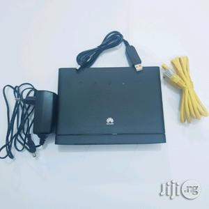 B315 Huawei Sim Router LTE 4G CPE Wifi   Networking Products for sale in Lagos State, Ikeja