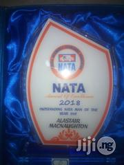 All Types Of Acrylic And Glass Awards With Branding   Arts & Crafts for sale in Lagos State, Ojota