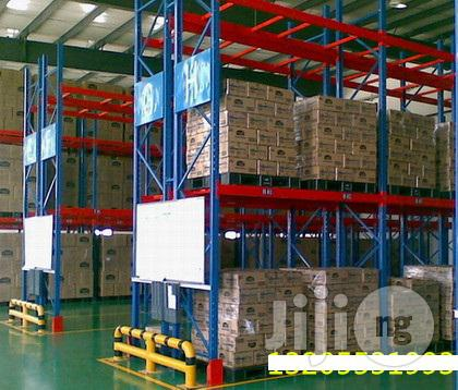Heavy Duty Warehouse Storage Pallet Racks