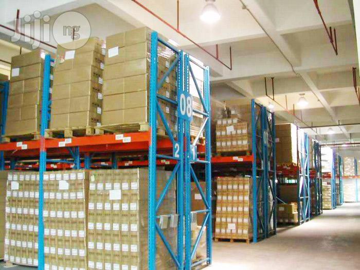 Heavy Duty Warehouse Storage Pallet Racks   Store Equipment for sale in Agboyi/Ketu, Lagos State, Nigeria