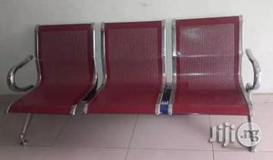 New Durable 3-Seater Reception Chair | Furniture for sale in Lagos State, Ikeja