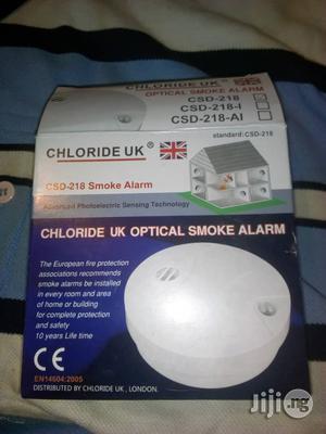 Chloride Optical Smoke Alarm (Chloride UK) | Home Appliances for sale in Abuja (FCT) State, Garki 1