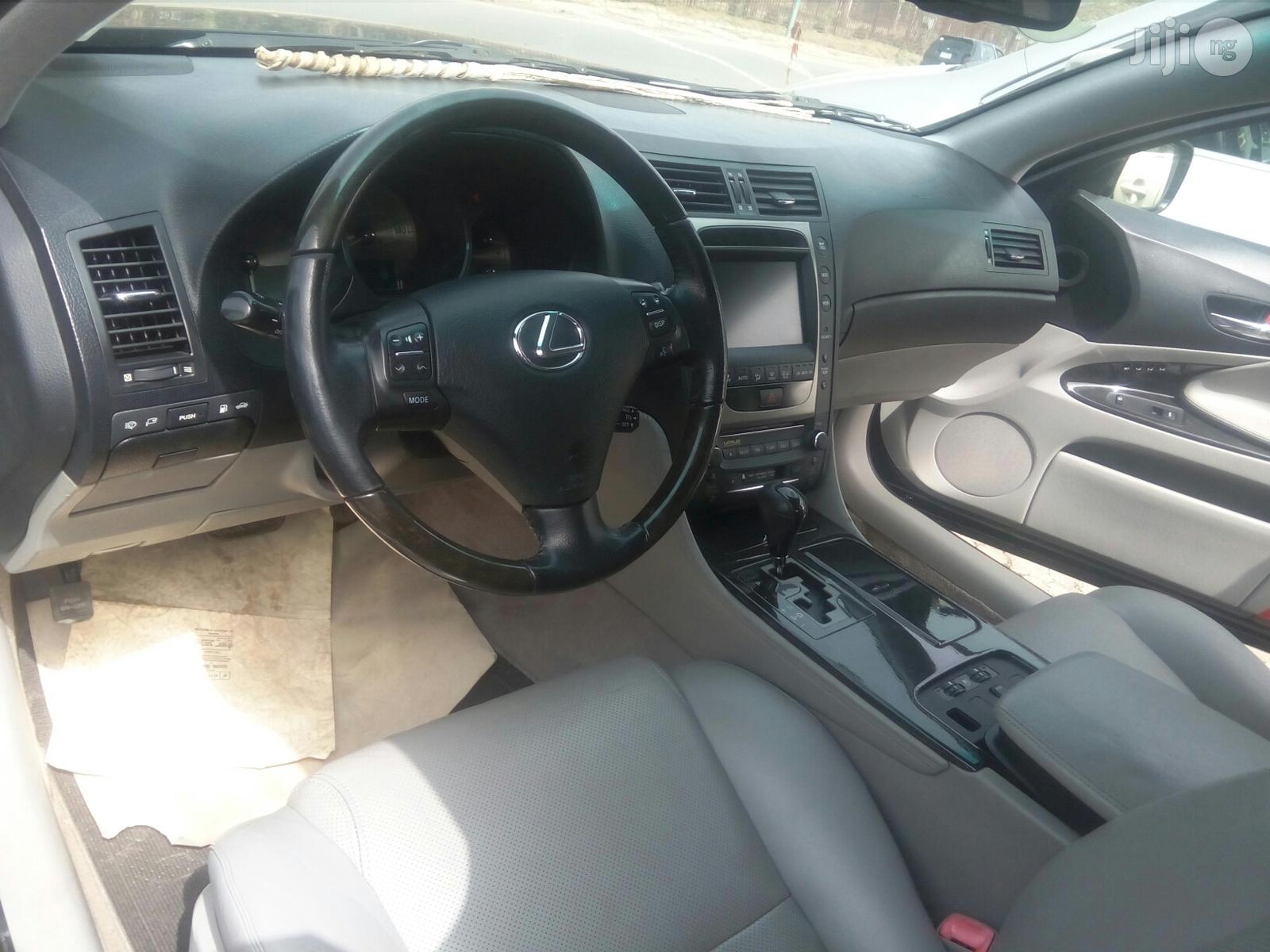 Lexus GS300 2006 Black | Cars for sale in Gwarinpa, Abuja (FCT) State, Nigeria