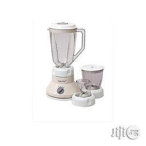 Master Chef Electric Blender With Mills   Kitchen Appliances for sale in Lagos State, Ajah