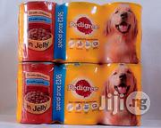 Pedigree Can Food For Adult (24 Cans) | Pet's Accessories for sale in Lagos State, Agege
