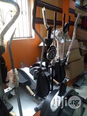 Exercise Bike With Dumbell | Sports Equipment for sale in Ogun State, Odogbolu