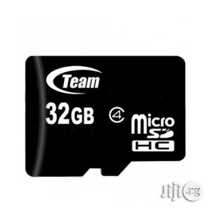 32GB Micro SDHC Memory Card - Black   Accessories for Mobile Phones & Tablets for sale in Lagos State, Magodo