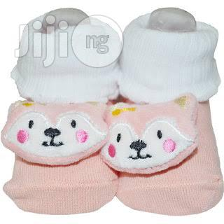 Baby Booties Sock | Children's Clothing for sale in Yaba, Lagos State, Nigeria