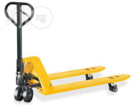 3 Ton Pallet Jack Manual and Others