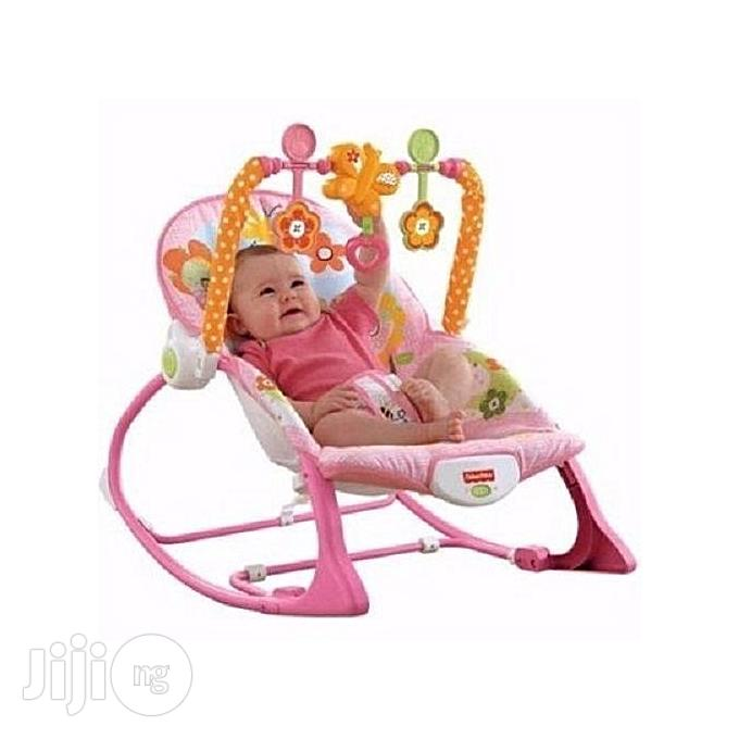 Fisher-price Infant To Toddler Rocker (New)