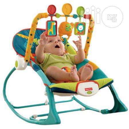 Fisher-price Infant To Toddler Rocker (New) | Children's Gear & Safety for sale in Lagos Island (Eko), Lagos State, Nigeria