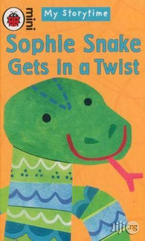 Ladybird Mini: Sophie Snake Gets In A Twist | Books & Games for sale in Lagos State, Surulere