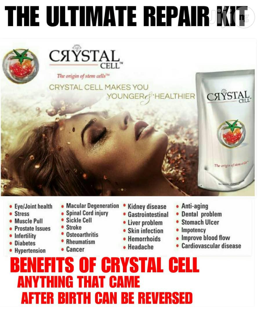Crystal Cell For Any Kind Of Cancer
