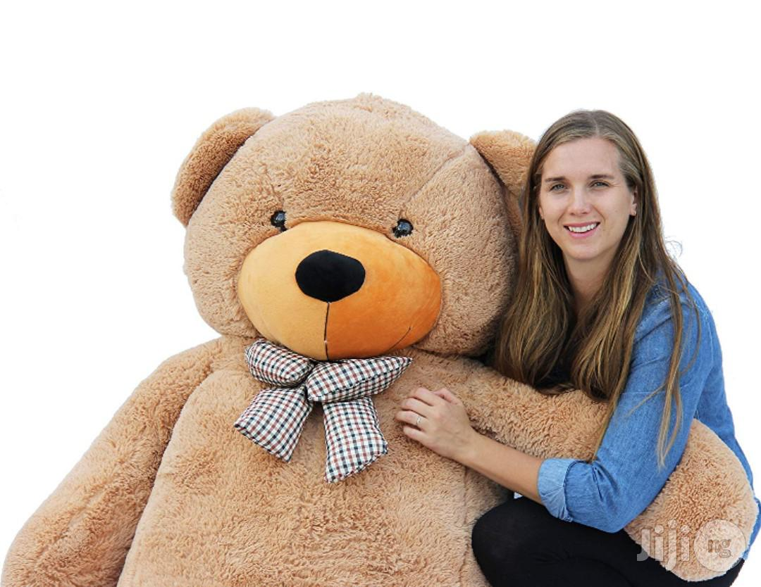 Giant Teddy Bear 5.5ft | Toys for sale in Ikeja, Lagos State, Nigeria