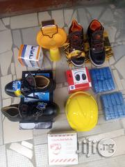 Safety Boots & Helmet & Shoe Cove & Earmuff. | Shoes for sale in Kwara State, Offa