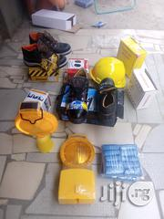 Safety Boots Helmet Light Sign Shoe Cover. | Shoes for sale in Kwara State, Oyun