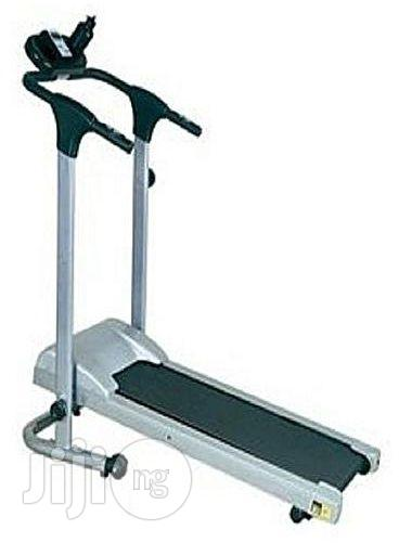 Fitness Manual Treadmill